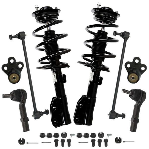 [Set] Eight 8 Piece Chassis Suspension Kit - Part # SUSPKG100015