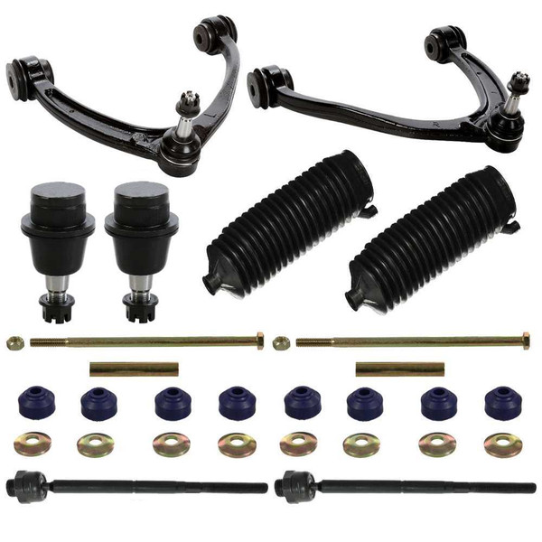 Set 10 Piece Chassis Suspension Kit - Part # SUSPKG10037