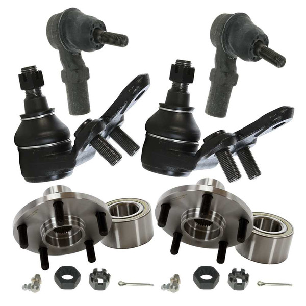6 Piece Suspension Package - Part # SUSPKG10088