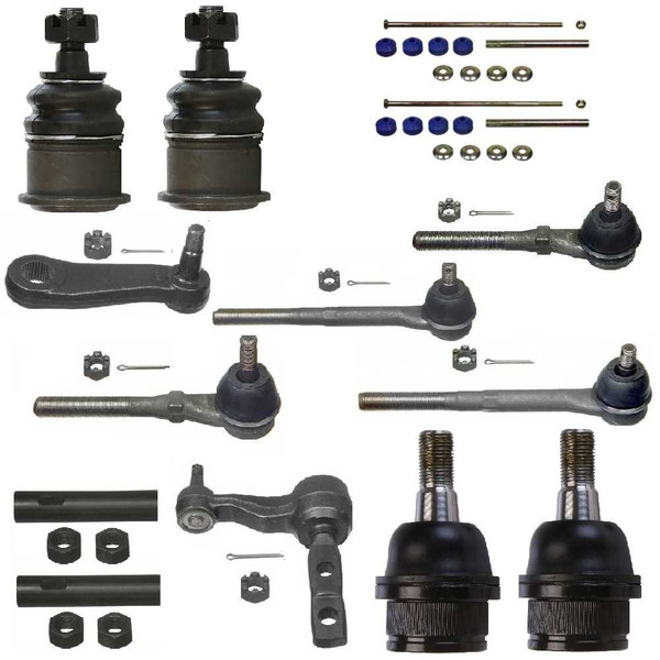 [Front set] 14 Pieces - Chassis suspension package - Part # SUSPKG10112