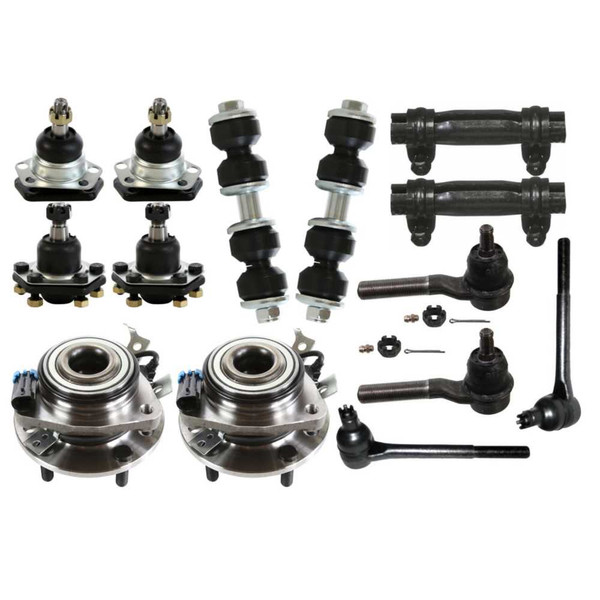 [Set] 14 Piece Suspension Package - Part # SUSPKG1065