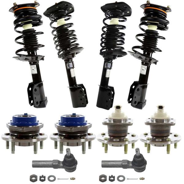 [Set] 10 Piece Chassis Suspension Package - Part # SUSPKG1074