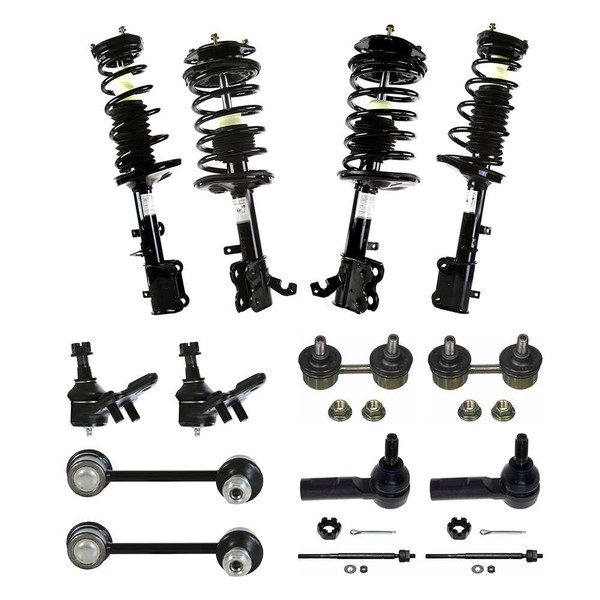 [Set] 14 Piece Chassis Suspension Kit - Part # SUSPKG177