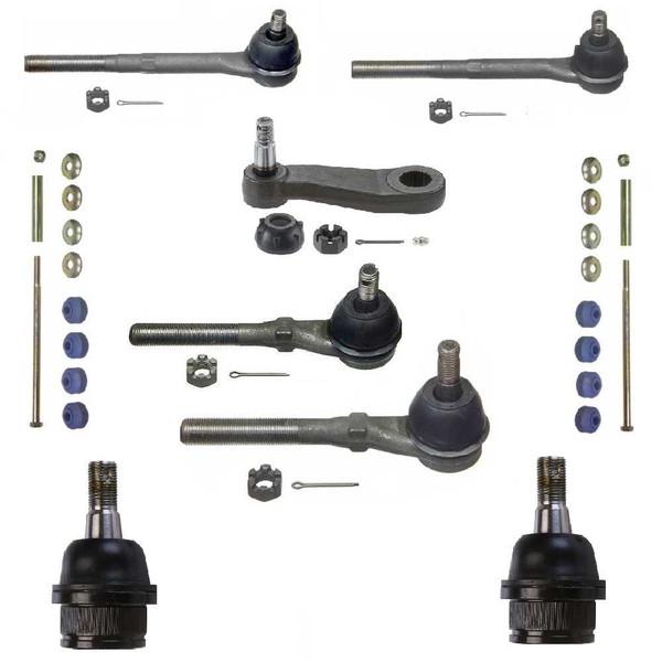 [Front set] 9 Pieces - Chassis Suspension package - Part # SUSPKG2301