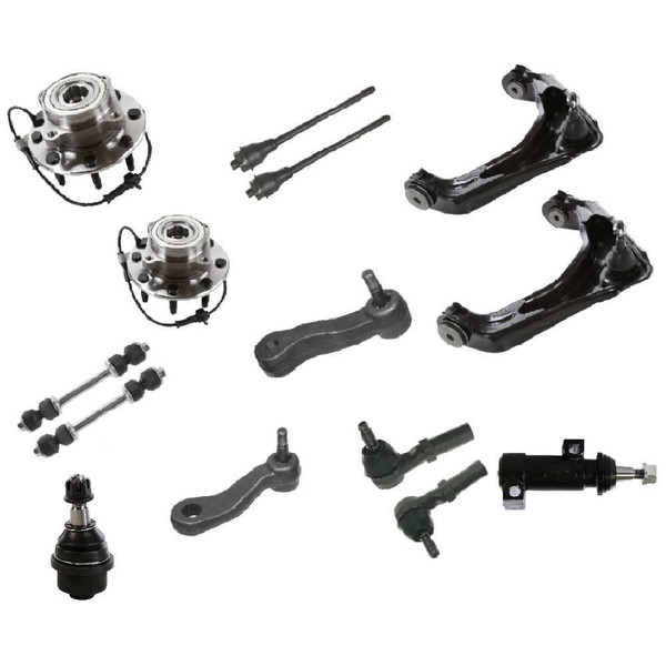 [Set] 15 Piece Front Suspension Package - Part # SUSPKG2328