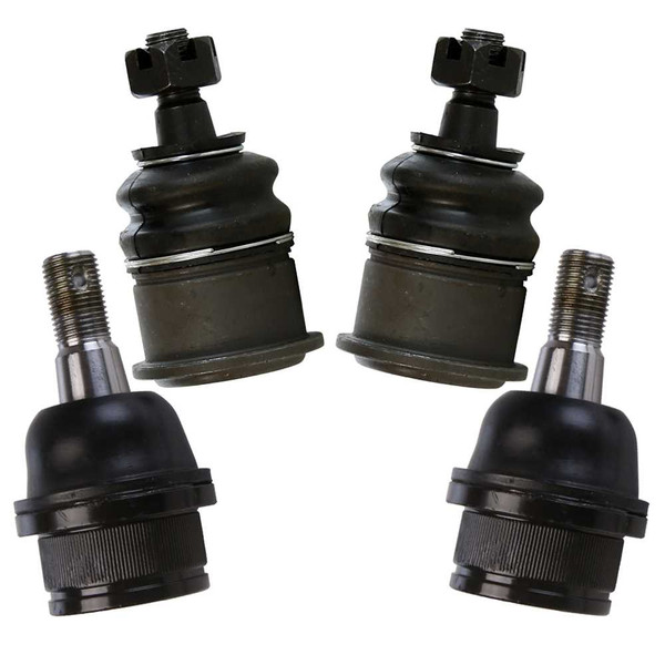 [Front Set] 2 Upper Ball Joints & 2 Lower Ball Joints - Part # SUSPKG420