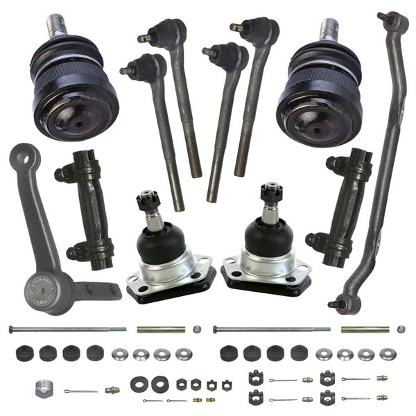 [Set] Fourteen (14) Piece Chassis Suspension Kit - Part # SUSPKG435