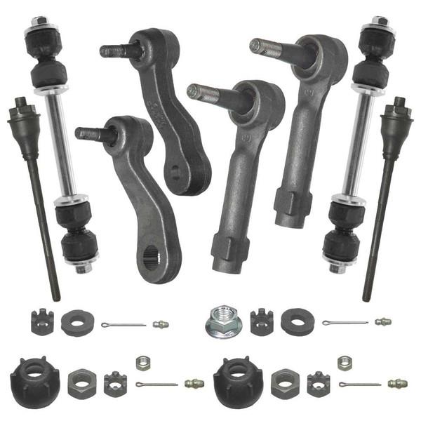 [Set] Eight 8 Piece Chassis Suspension Kit - Part # SUSPKG567