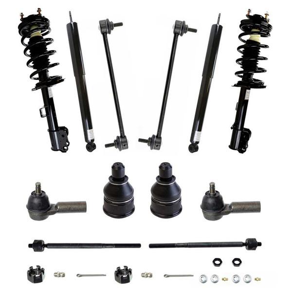 Twelve (12) Piece Chassis Suspension Kit - Part # SUSPKG616
