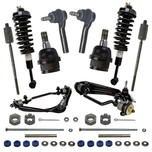 Twelve (12) Piece Chassis Suspension Kit - Part # SUSPKG650