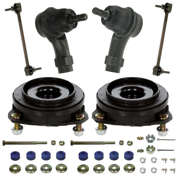 Eight (8) Piece Chassis Suspension Kit - Part # SUSPKG652