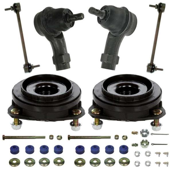 Eight (8) Piece Chassis Suspension Kit - Part # SUSPKG652