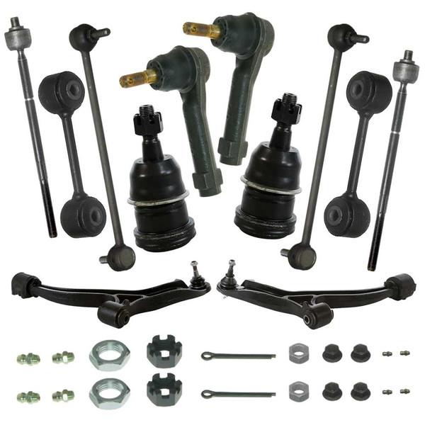 [Set] Ten [Set] 10 Piece Chassis Suspension Kit - Part # SUSPKG737
