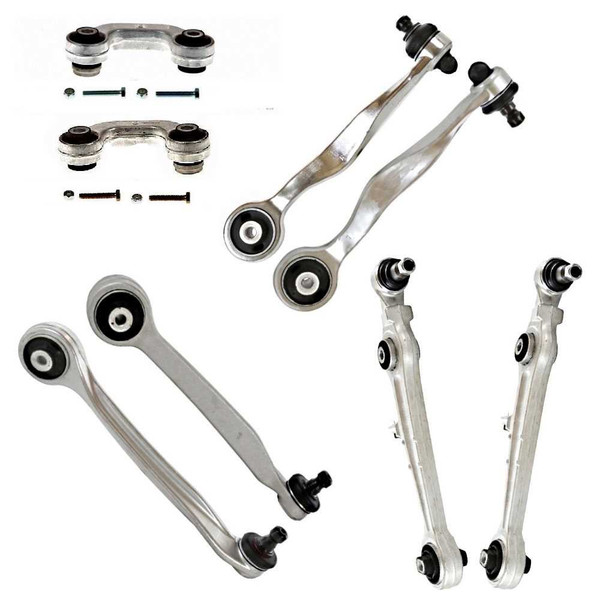 [Front & Rear set] 8 Pieces - chassis suspension package - Part # SUSPKG90004