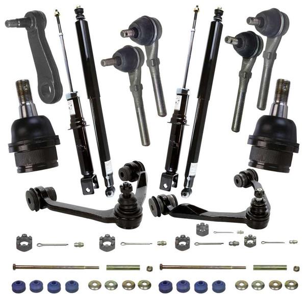 [Set] Fifteen (15) Piece Chassis Suspension Kit - Part # SUSPKG927