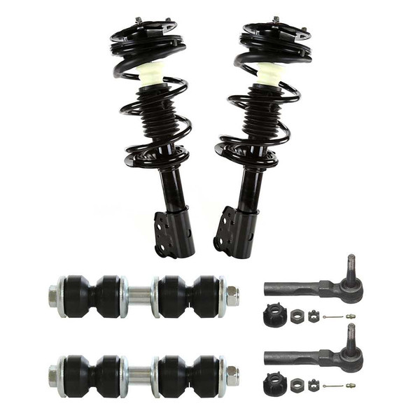 [Set] Six 6 Piece Chassis Suspension Kit - Part # SUSPKG940