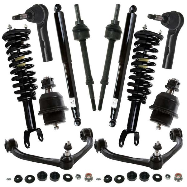[Set] Twelve (12) Piece Chassis Suspension Kit - Part # SUSPKG964