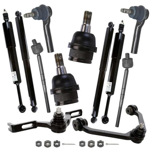 [Set] Twelve (12) Piece Chassis Suspension Kit - Part # SUSPKG969