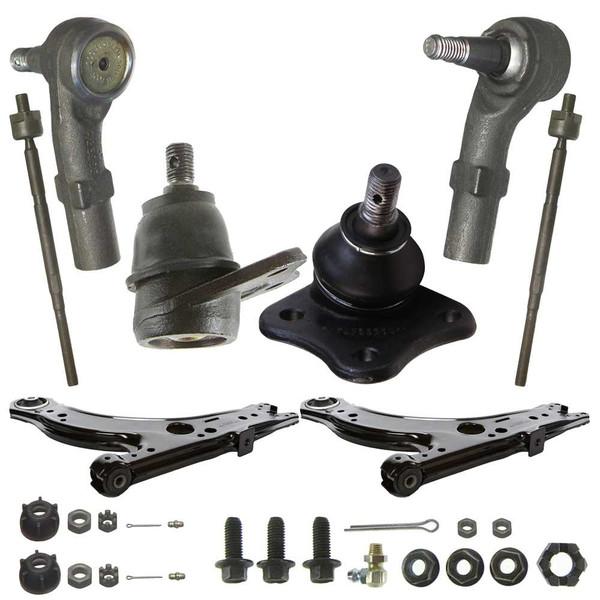 [Set] Eight 8 Piece Chassis Suspension Kit - Part # SUSPPK00054