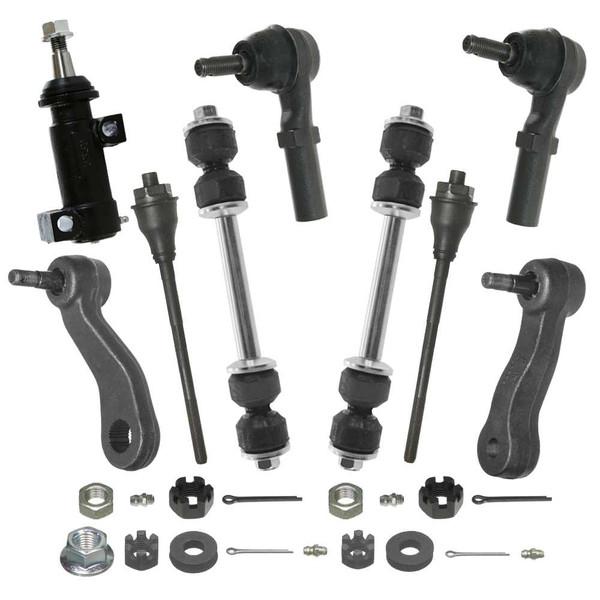 [Set] 9 Piece Chassis Suspension Package - Part # SUSPPK00103
