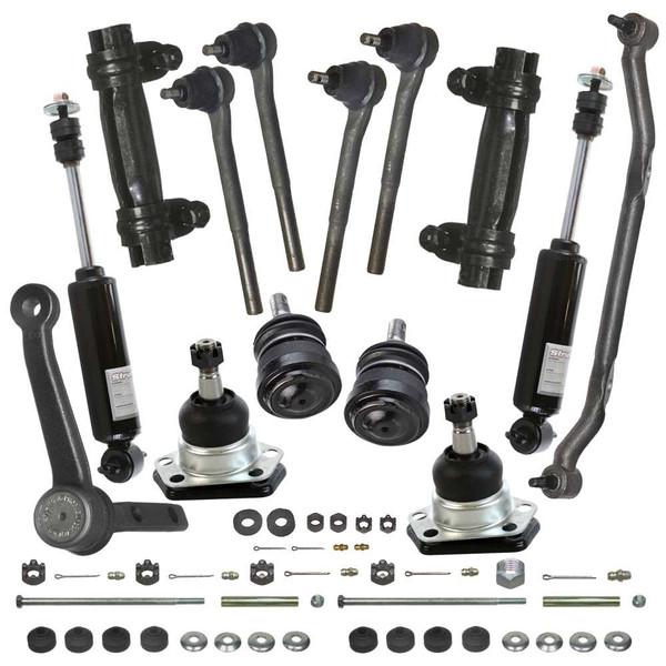 [Set] Sixteen (16) Piece Chassis Suspension Kit - Part # SUSPPK00162