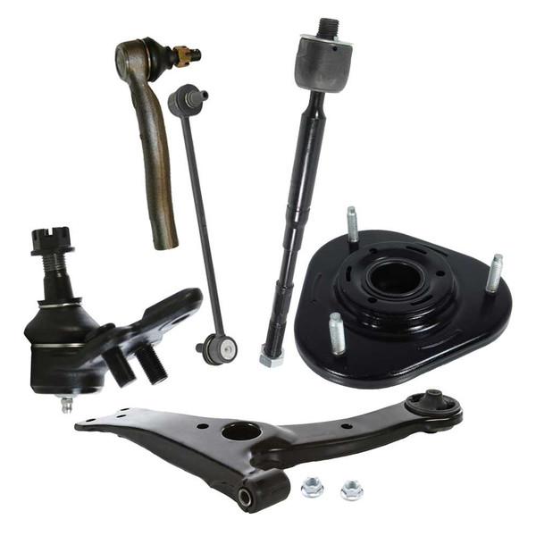 [Set] Six 6 Piece Chassis Suspension Kit - Part # SUSPPK00342