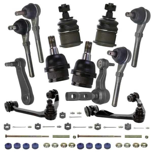 [Set] Fourteen (14) Piece Chassis Suspension Kit - Part # SUSPPK00416