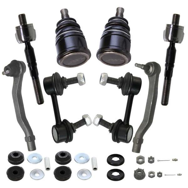 [Set] Ten [Set] 10 Piece Chassis Suspension Kit - Part # SUSPPK00488