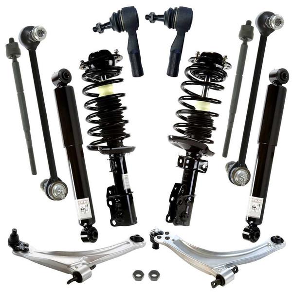 Twelve (12) Piece Chassis Suspension Kit - Part # SUSPPK01291