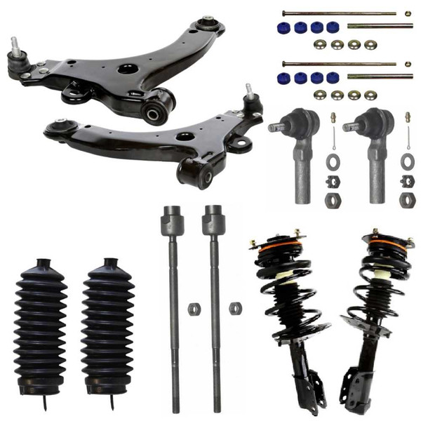 12 Piece Suspension Package - Part # SUSPPK01404