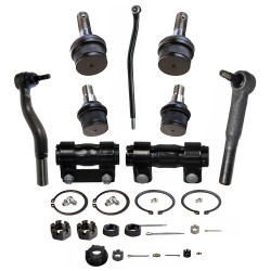 9 Piece Chassis Suspension Package - Part # TCTCC69500