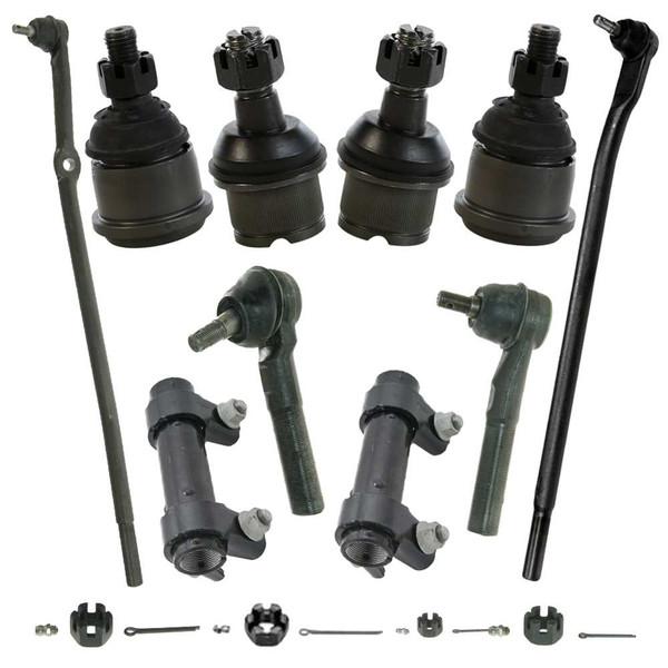 [Set] 10 Piece Chassis Suspension Kit - Part # TRCKCSDL3001KIT