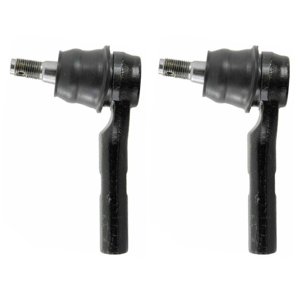 Front Outer Tie Rod End Pair 2 Pieces Fits Driver and Passenger side - Part # TRK3031PR