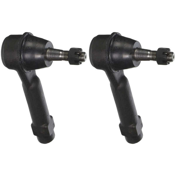 Front Outer Tie Rod End Pair 2 Pieces Fits Driver and Passenger side - Part # TRK3038PR