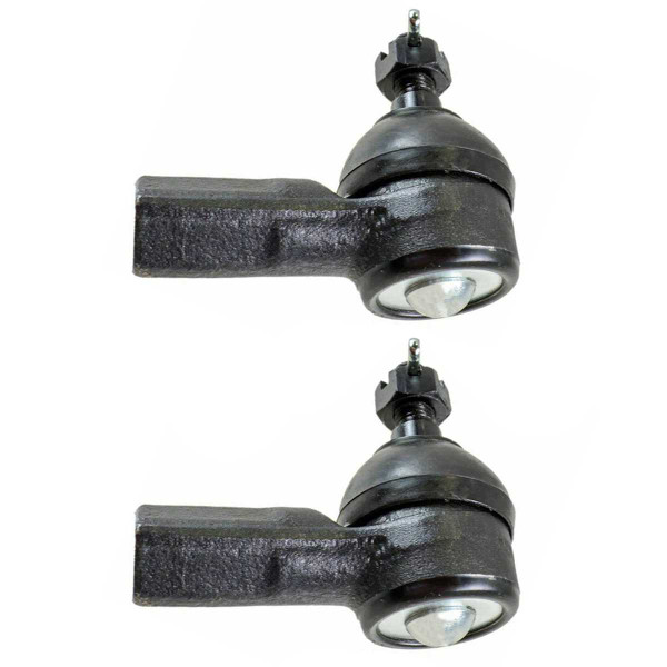 Front Outer Tie Rod End Pair 2 Pieces Fits Driver and Passenger side - Part # TRK3051PR