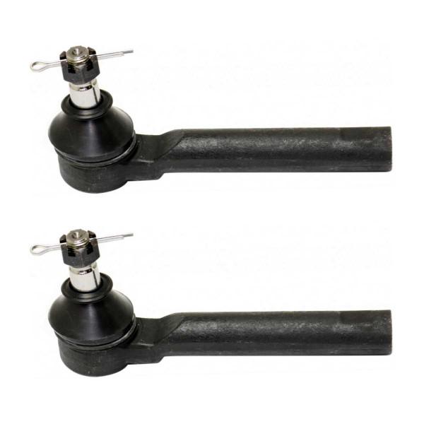 Front Outer Tie Rod End Pair 2 Pieces Fits Driver and Passenger side - Part # TRK3502PR