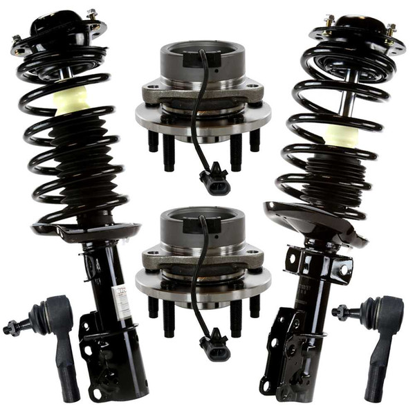 Six (6) Piece Chassis Suspension Kit - Part # TRKHB35773208156