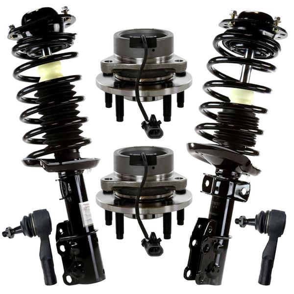 Six (6) Piece Chassis Suspension Kit - Part # TRKHB35773208156