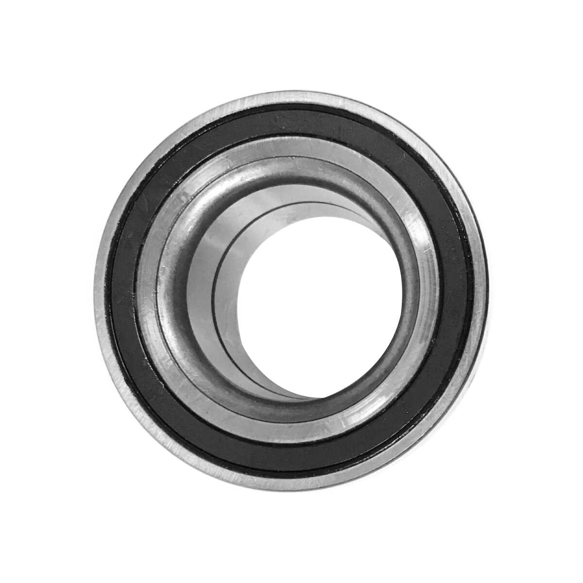 AutoShack WB610065PR Front Wheel Bearing Pair 2 Pieces Fits Driver and Passenger Side