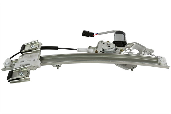 Front and Rear Power Window Regulator with Motor Bundle - Part # WR18141764FR