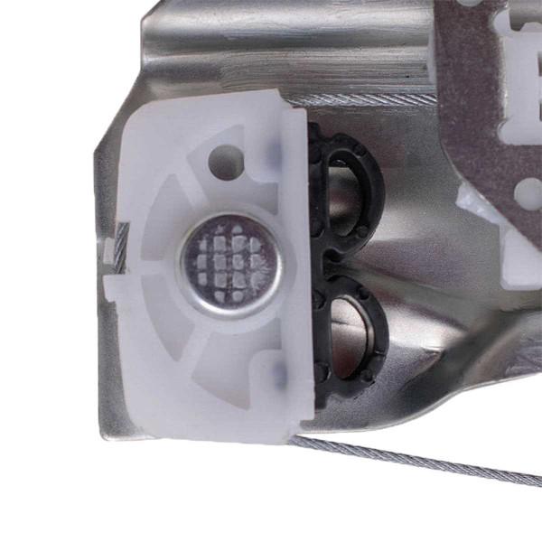 Rear Passenger Right Power Window Regulator - Part # WR840483
