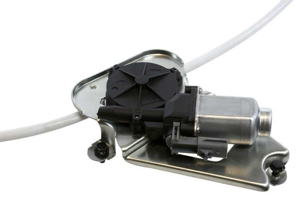 Front Power Window Regulator with Motor Pair - Part # WR841529PR
