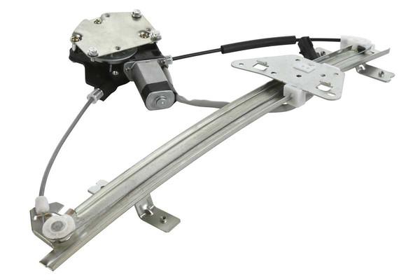 Rear Power Window Regulator with Motor Pair - Part # WR841600PR