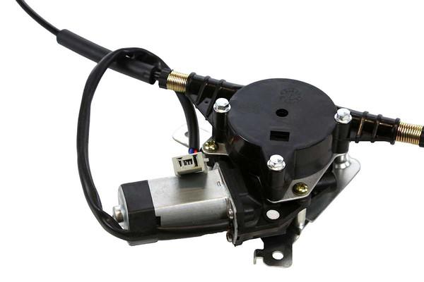Power Window Regulator With Motor - Part # WR841681