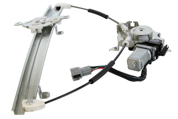 Power Window Regulator With Motor - Part # WR841725