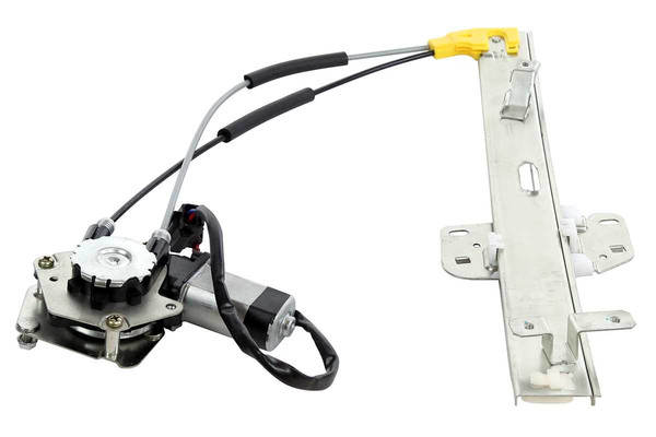 Front Power Window Regulator with Motor Pair 4dr - Part # WR841771PR