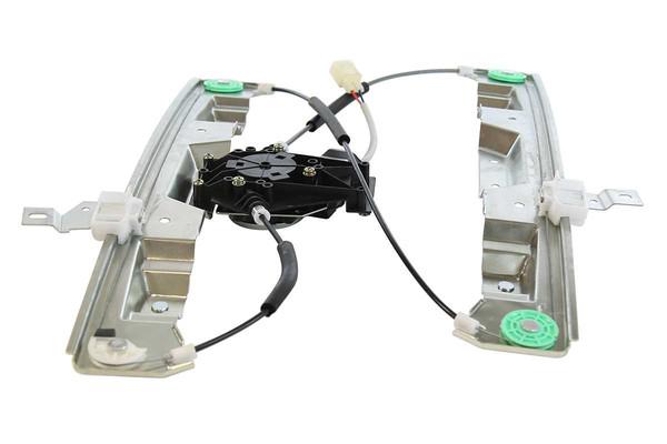 Pair (2) Front Power Window Regulators With Motor - Part # WR841816PR