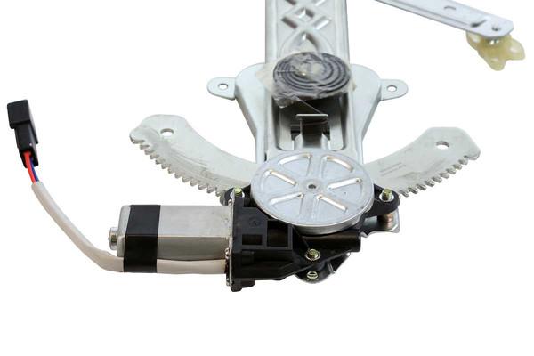 Front Power Window Regulator with Motor Pair - Part # WR841873PR