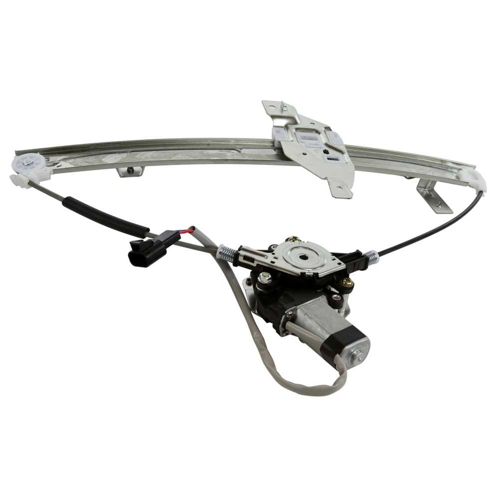 Prime Choice Auto Parts WR841645 Power Window Regulator With Motor