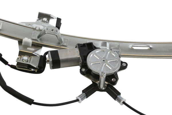 Rear Power Window Regulator with Motor Pair - Part # WR848269PR